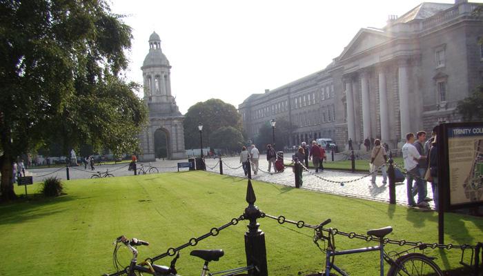 Trinity College Dublin Student residence
