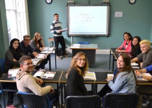 Standard Plus TOEFL Exam Course Dublin