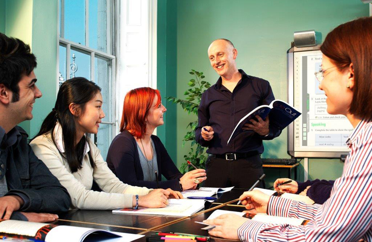 Intensive English Course Dublin