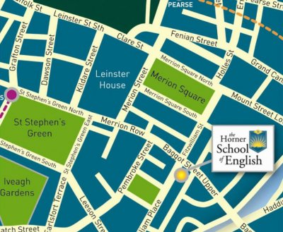 english courses in dublin location