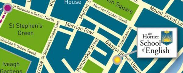 Mapa de la Escuela