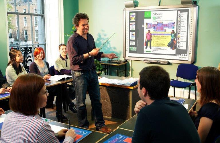 Intensive English Course Dublin