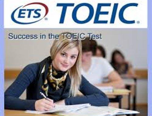 TOEIC Test in Dublin