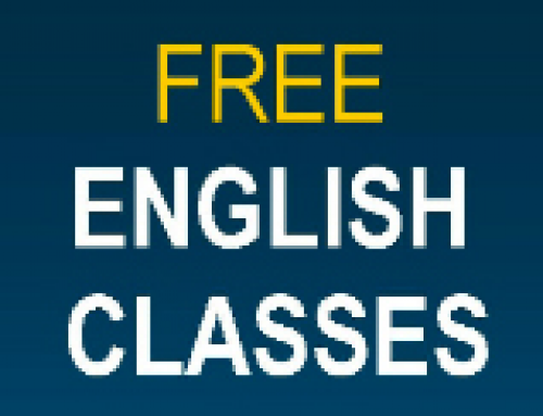 Free English Classes at Horner School Dublin