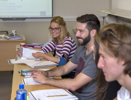 Looking for an Adult English Language School in Dublin, Specially For Adults ?