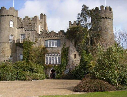 Video of the Malahide Castle Trip