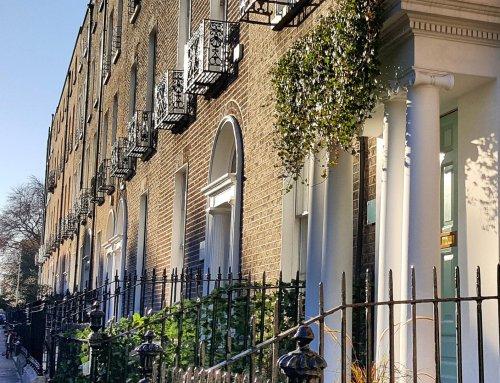 A Brief History of The Georgian Quarter, Dublin 2