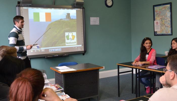 English Language School Dublin Ireland