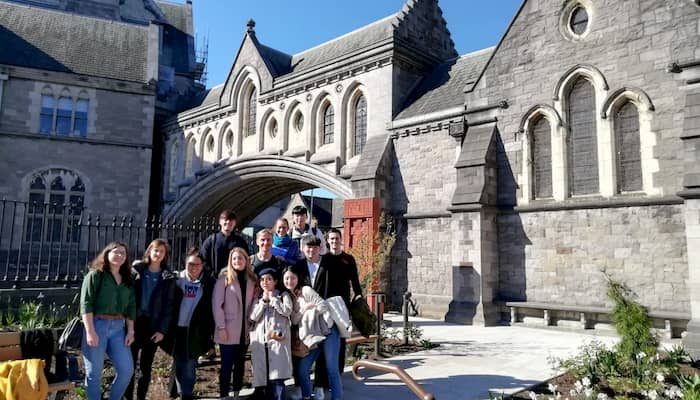 Castle And Cathedrals Walking Tour Horner School Of English