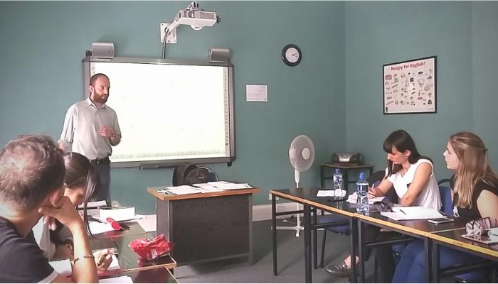 TOEIC English Course Dublin